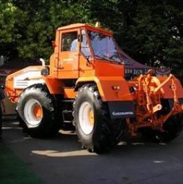 Трактор ХТА-200-02 Роторный снегоочиститель